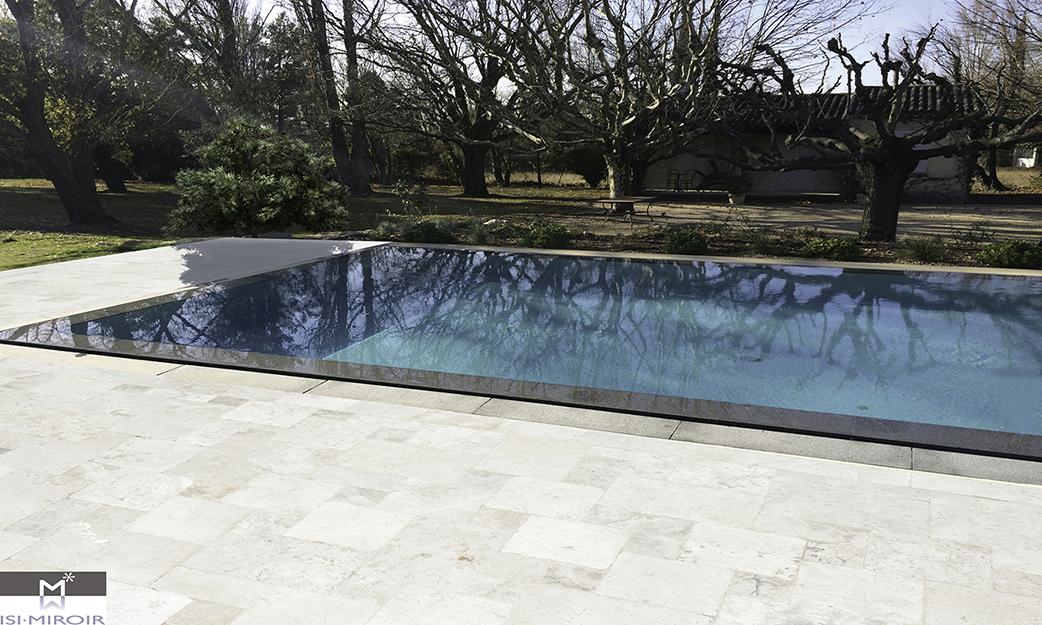 Overflow Type Swimming Pool Design - HHRMA Job Career Bali